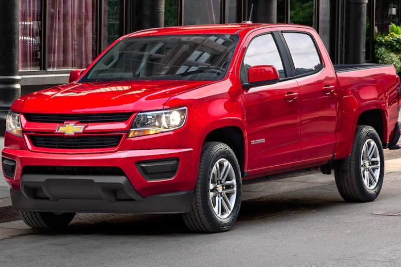 Chevrolet - 2019 Colorado Pickup Trucks