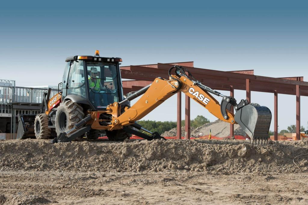 CASE Construction Equipment - 580 SUPER N WT Backhoe Loaders