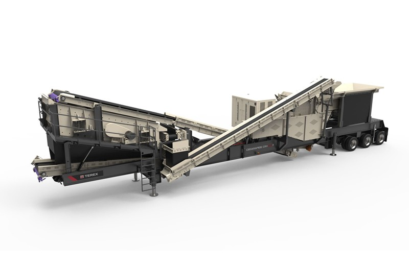 Terex Minerals Processing Systems - CRH1313R Crushing Plants