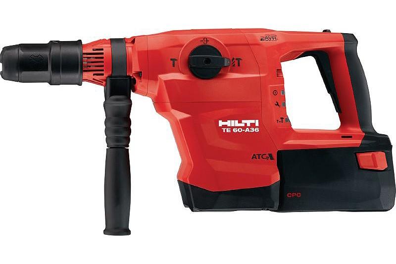 Hilti, Inc. - TE 60-A36 Drilling Tools