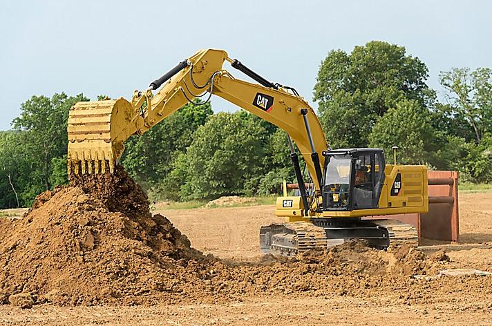 Caterpillar Inc. - 330 Excavators