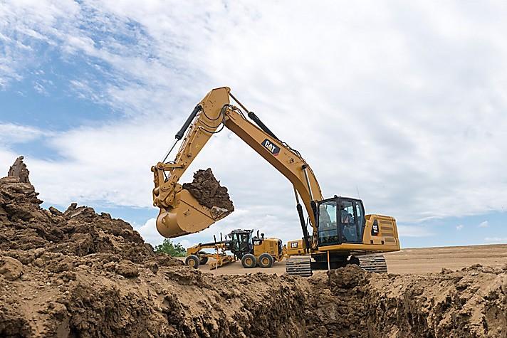 Caterpillar Inc. - 330 GC Excavators