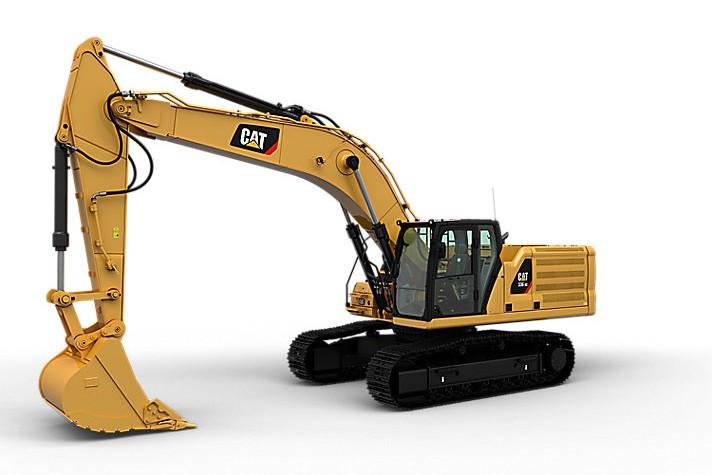 Caterpillar Inc. - 336 GC Excavators