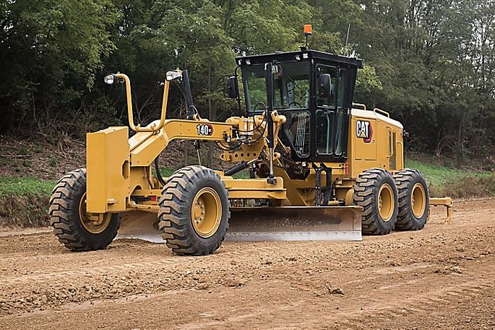 Caterpillar Inc. - 140 GC Motor Graders