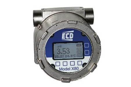 Electro-Chemical Devices, Inc. - Model X80 Series Transmitters