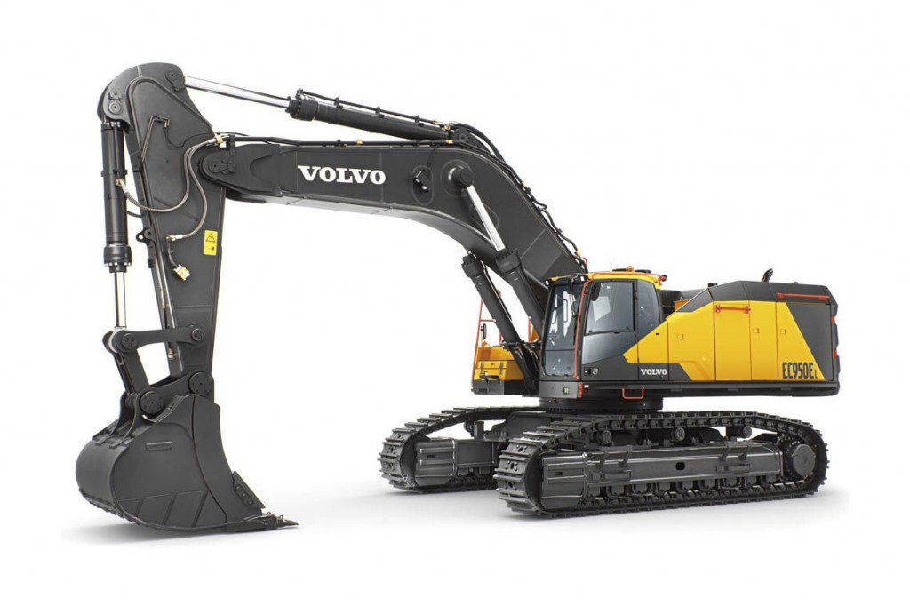 Volvo Construction Equipment - EC950EL Excavators
