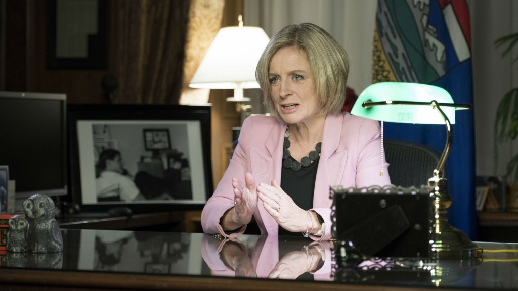 Alberta Premier Rachel Notley has announced a production cut of 8.7 percent to take effect on oil producers in the province January 1, 2019.