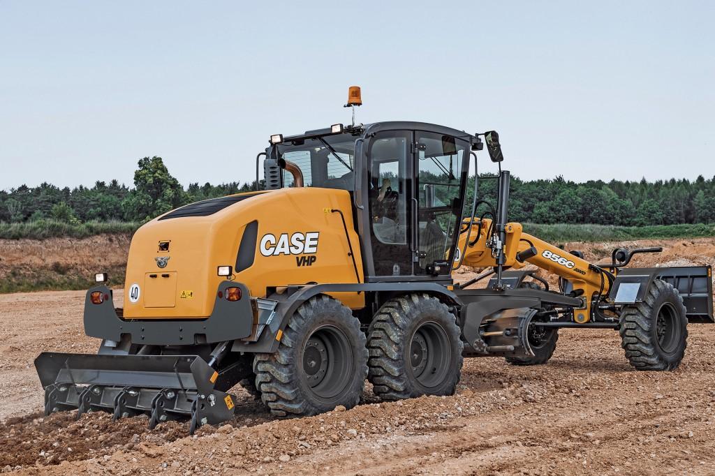 CASE Construction Equipment - 856C Motor Graders