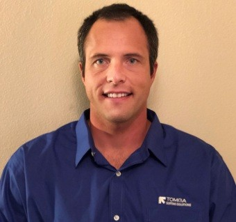 Nick Doyle joins TOMRA Sorting Recycling as Sales Manager, West Coast North America