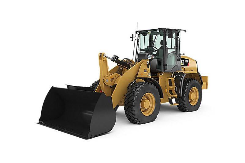 Caterpillar Inc. - 918M Compact Wheel Loaders