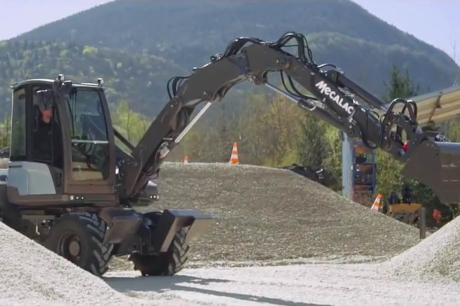 Mecalac - E12 Excavators