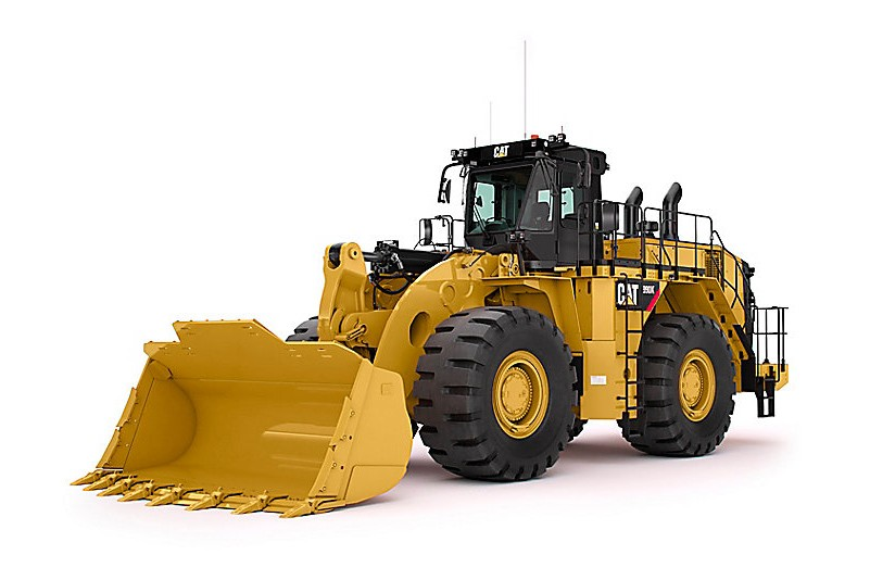 Caterpillar Inc. - 990K Wheel Loaders