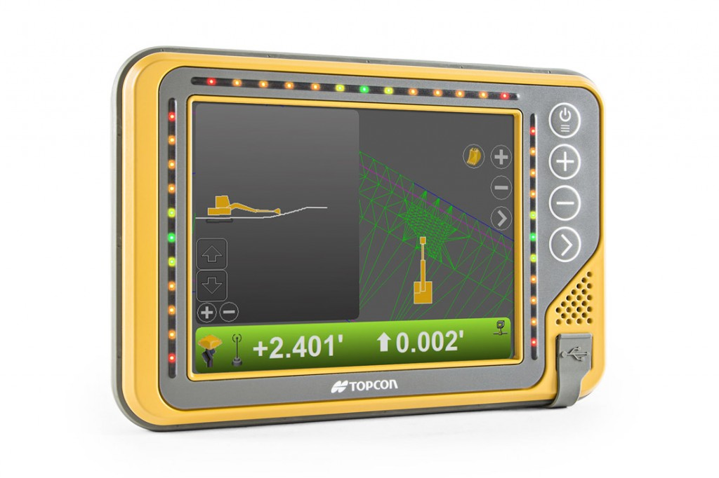 Topcon Positioning Systems - X-53x Machine Control