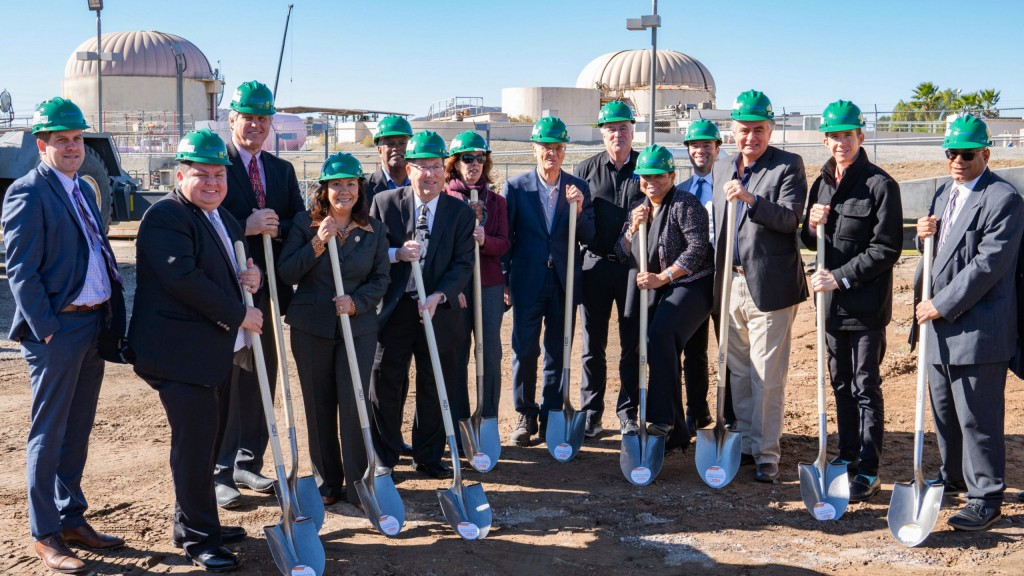 Anaergia to begin construction on North America's largest organic WtoE facility