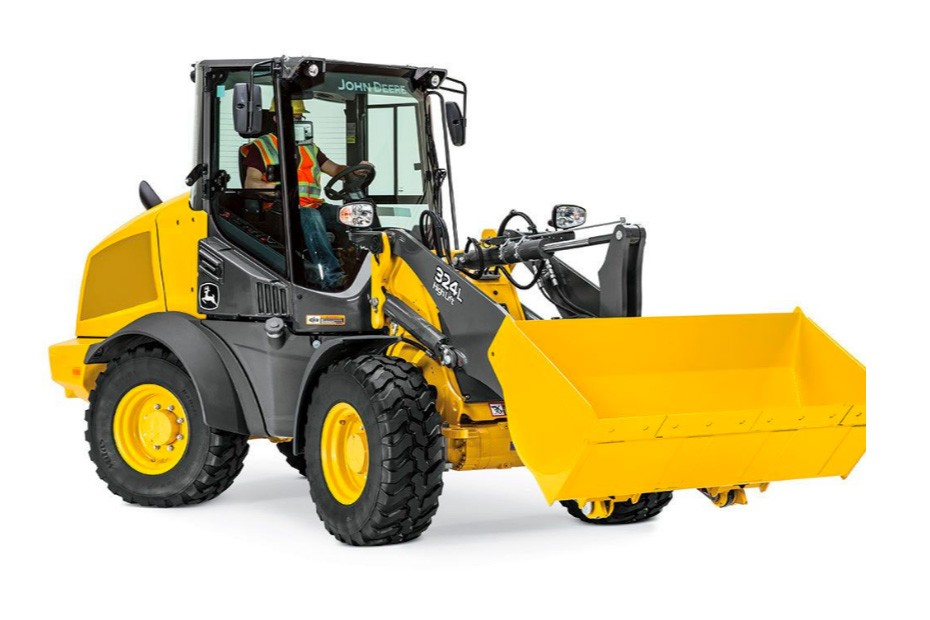 John Deere Construction & Forestry - 324L Compact Track Loaders
