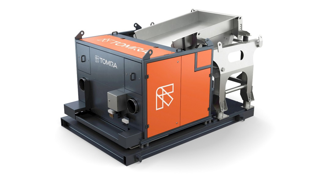 ​TOMRA Sorting Recycling introduces AUTOSORT COLOR for separating glass from MSW