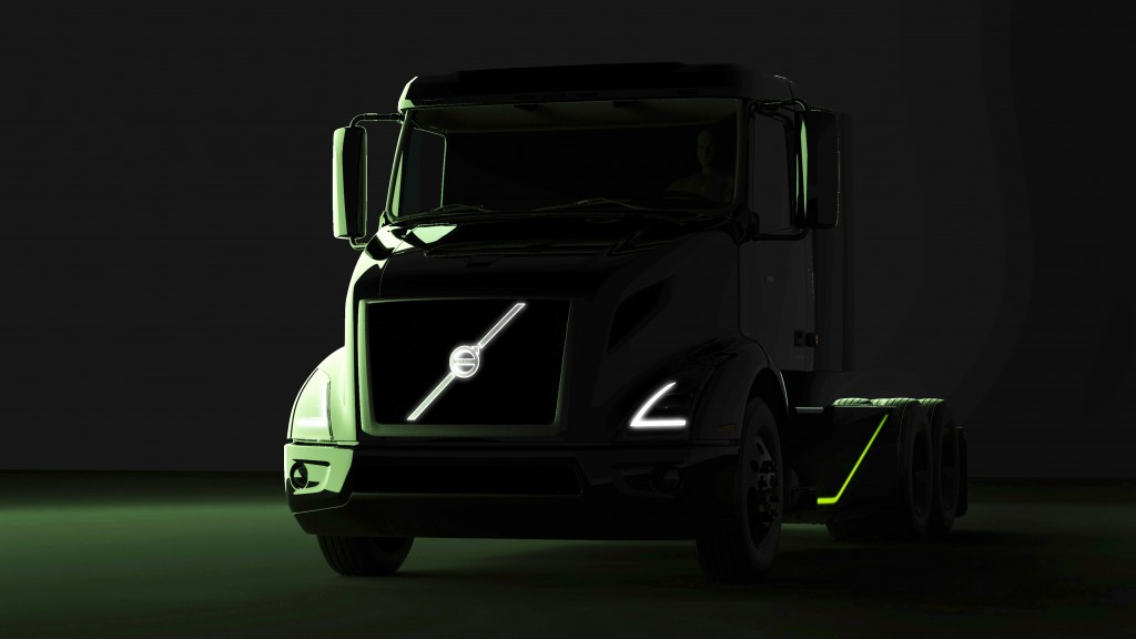 Volvo Trucks will begin in 2019 demonstrating the Volvo VNR Electric in California-based distribution, regional-haul, and drayage operations. Volvo Trucks will commercialize the VNR Electric in 2020. The Volvo VNR Electric will be based on fully-electric powertrain technology currently being used in the Volvo FE Electric, which Volvo Trucks presented in May and will begin selling in Europe in 2019.