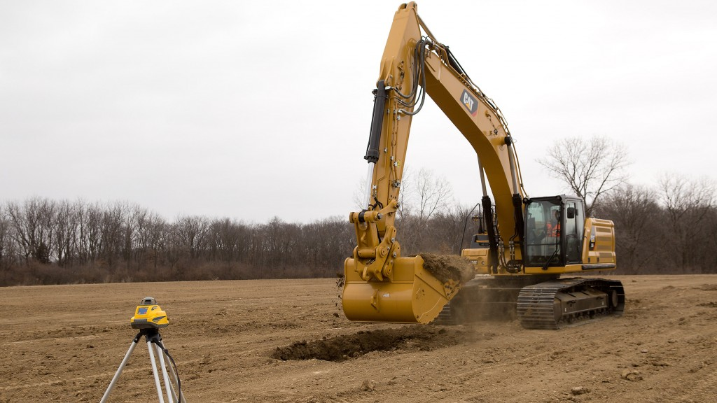 The new Cat 336 has the industry's highest level of standard factory-equipped technology to boost productivity.