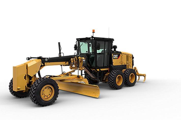 Caterpillar Inc. - 140 Motor Graders
