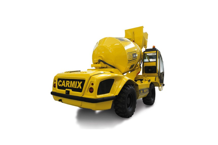 Carmix - CARMIX 3500 TC Concrete Mixer Trucks
