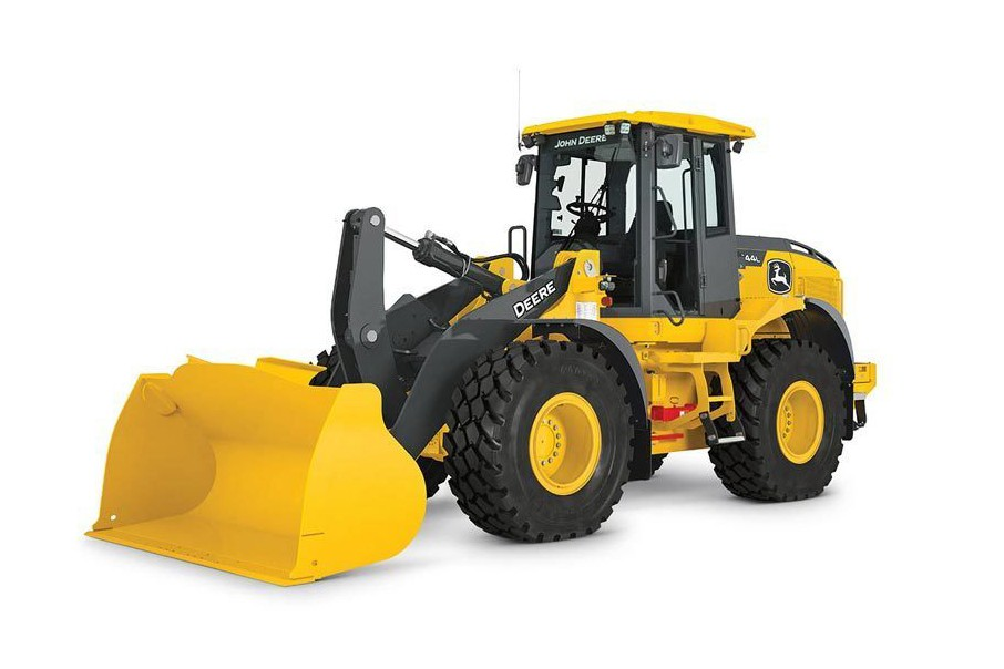 John Deere Construction & Forestry - 544L Wheel Loaders