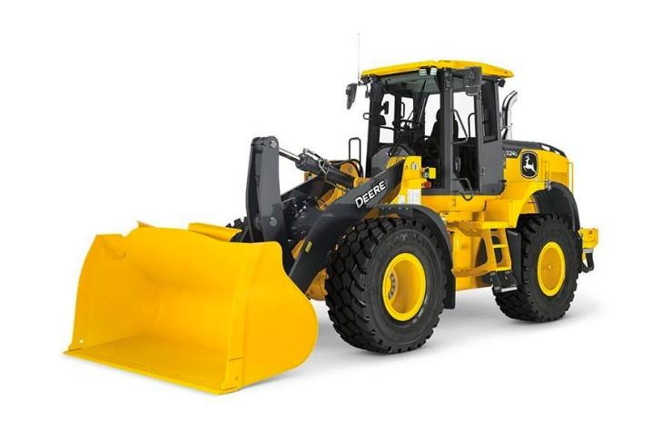 John Deere Construction & Forestry - 624L Wheel Loaders