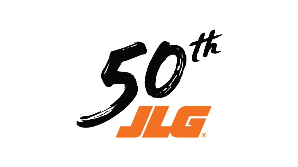 """50 years is a remarkable milestone for both JLG and the access industry,"" said Frank Nerenhausen, JLG president."