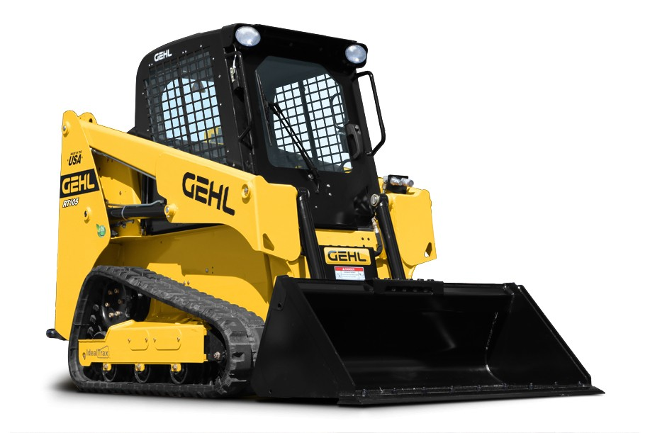 Gehl - RT105 Compact Track Loaders