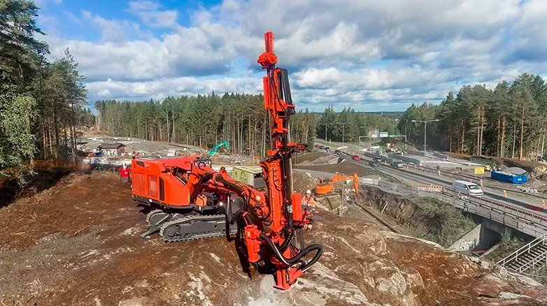 New Ranger DXR drill rigs can reach places that are off-limits to operators and where other drills fail to operate.