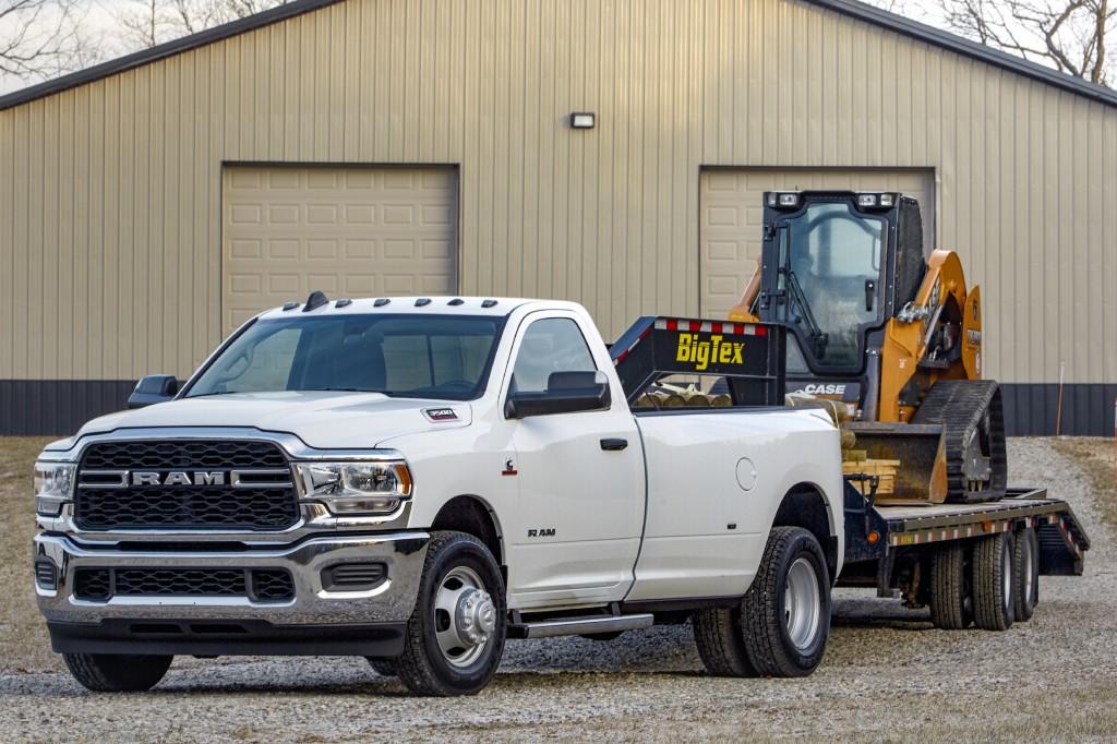 Ram Trucks - 2019 Ram 3500 Pickup Trucks