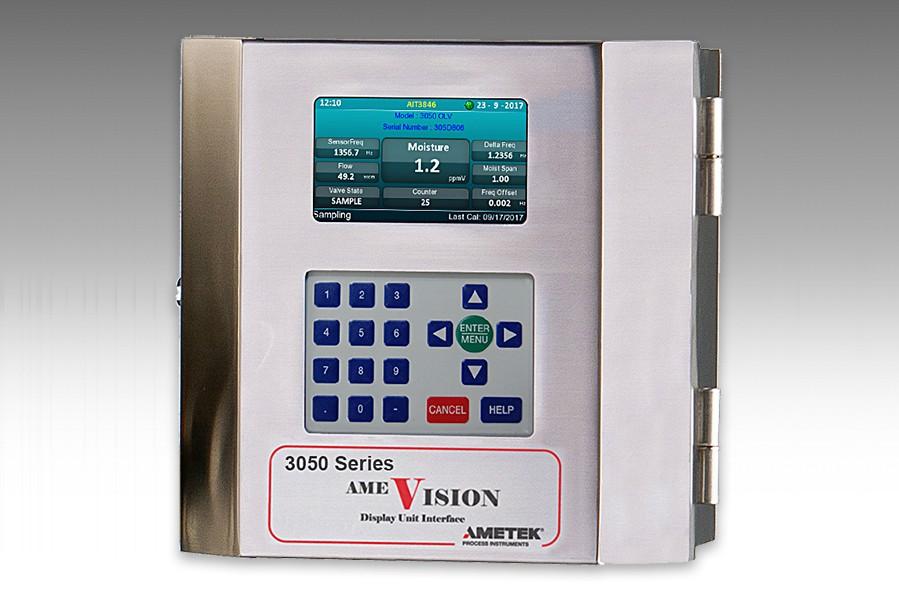 AMETEK Drexelbrook - 3050 Moisture Analyzer Series Analyzers