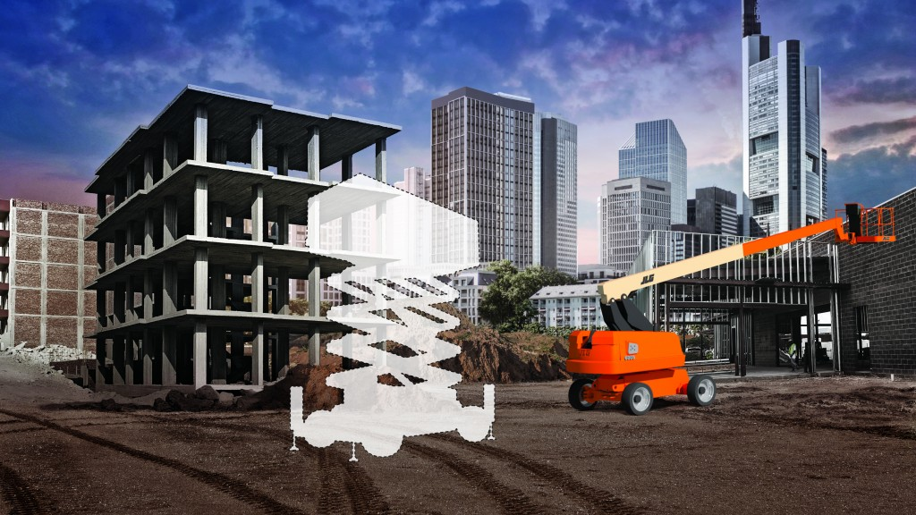 JLG expands its BIM library to include all equipment models - Heavy