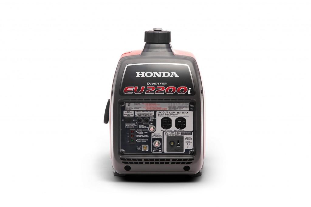 Honda Power Equipment - Ultra-Quiet 2200i™ Generators