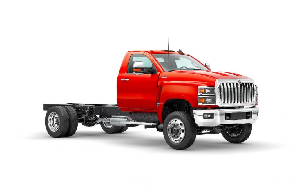 International Truck - CV™ SERIES Vocational Trucks