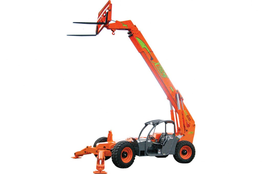 Xtreme Manufacturing - XR1255 Telehandlers