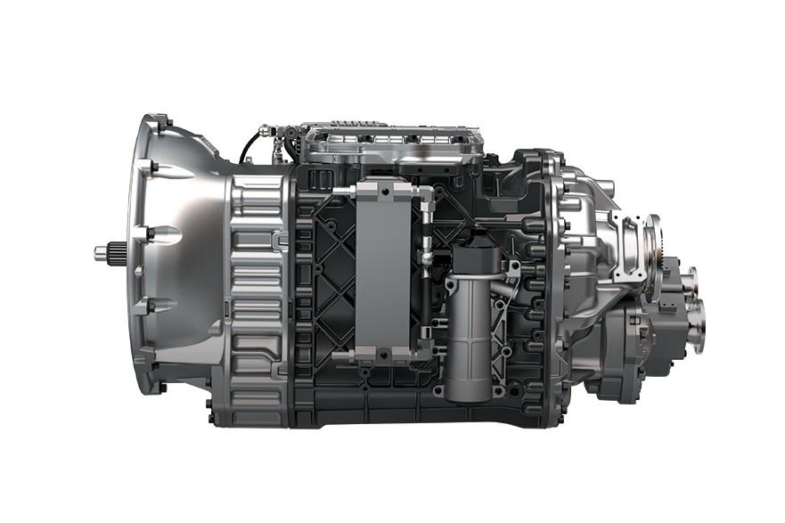 Mack Trucks - mDRIVE™ HD Transmissions