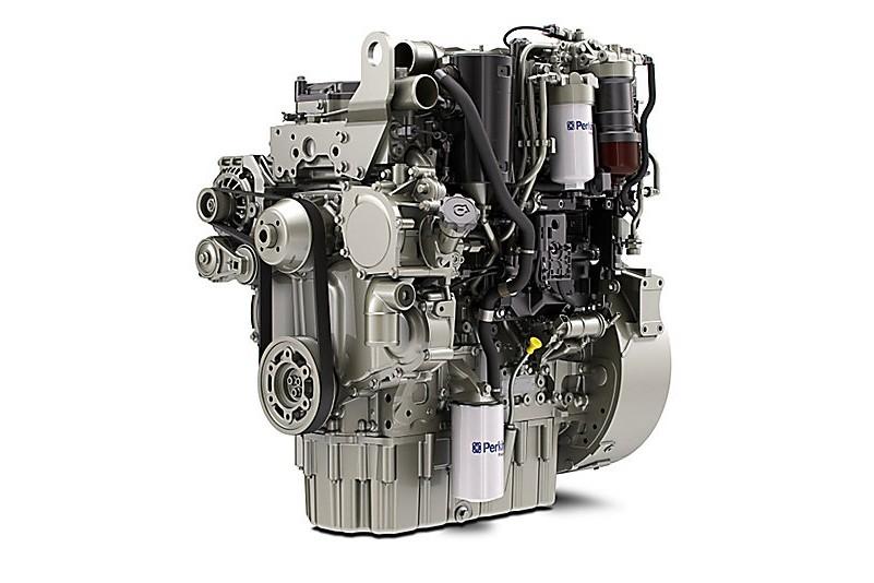 Perkins Engines Company Limited - 1204J-E44TTA Diesel Engines