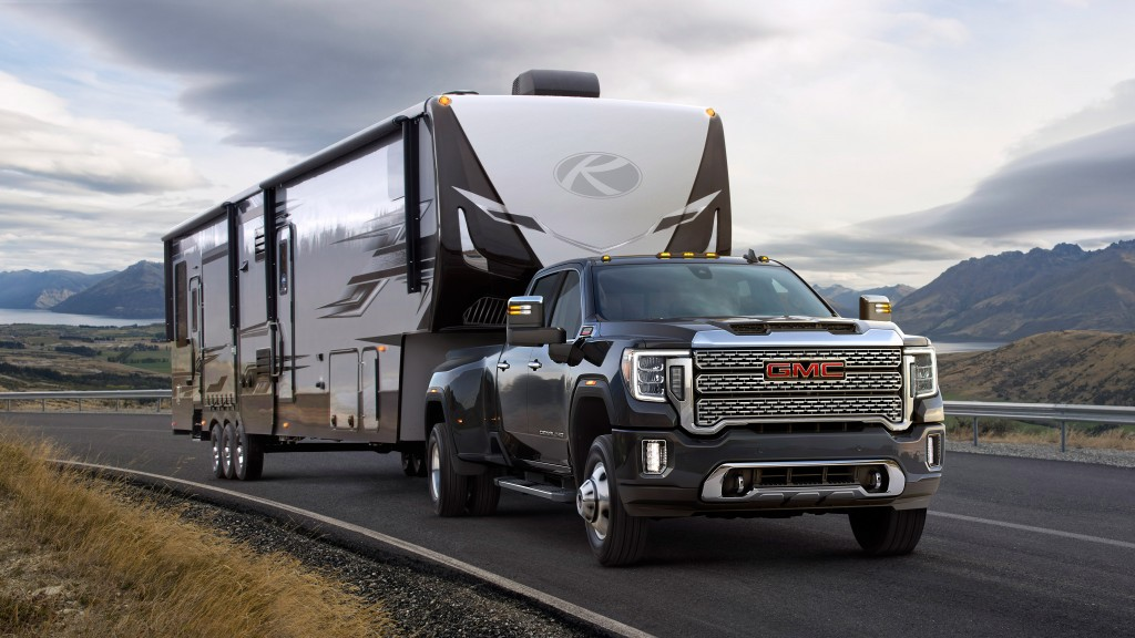 """The all-new 2020 Sierra HD is the most capable heavy-duty truck that we've ever offered,"" said Duncan Aldred, vice president of Global GMC. ""For customers who demand a premium, innovative heavy-duty truck that supports their passions, the next-generation Sierra HD can pull like a pro."""