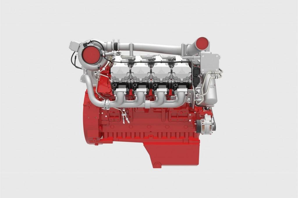 DEUTZ Corporation - TCD 16.0 Diesel Engines