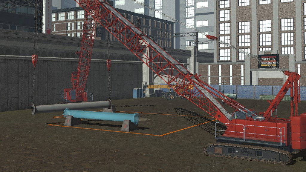 CM Labs will be launching its new Augmented Reality (AR) application, which makes it possible for instructors to bring a virtual mobile crane right into the classroom, where trainees can interact with it, conduct walkarounds, and learn the fundamentals of machine inspection.