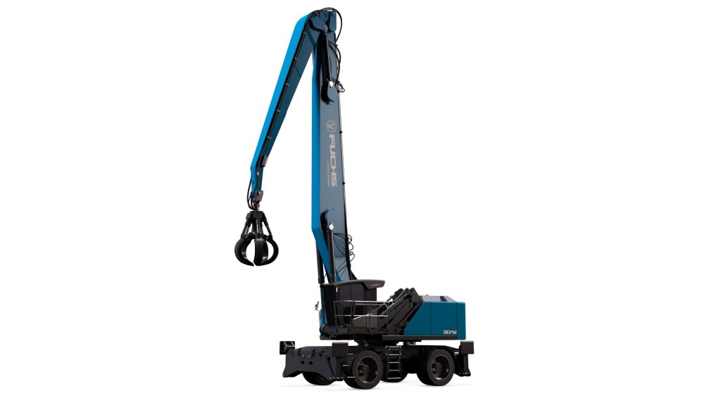 ​Fuchs newest material handlers to take the the stage at bauma 2019