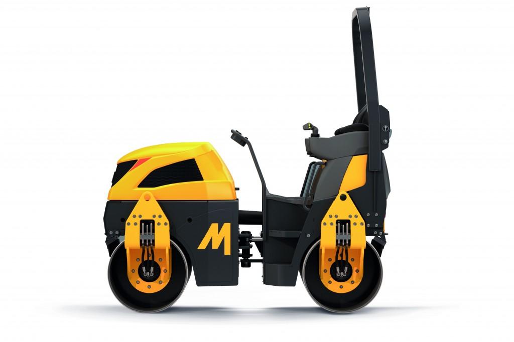 Mecalac - TV1200 Tandem Asphalt Rollers