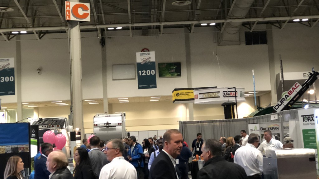 The Waste & Recycling Expo Canada / Municipal Equipment Expo Canada​​​ attracts the greatest concentration of waste companies, government officials, fleet managers and public works managers at a single event across Canada.