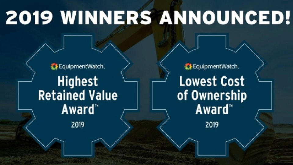 """The goal of the EquipmentWatch awards program is not only to help equipment buyers objectively understand the best performing machines,"" says Garrett Schemmel, vice president, EquipmentWatch."