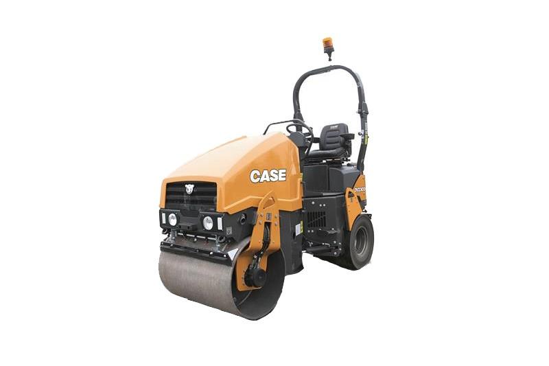 CASE Construction Equipment - DV23CD Combination Vibratory Rollers