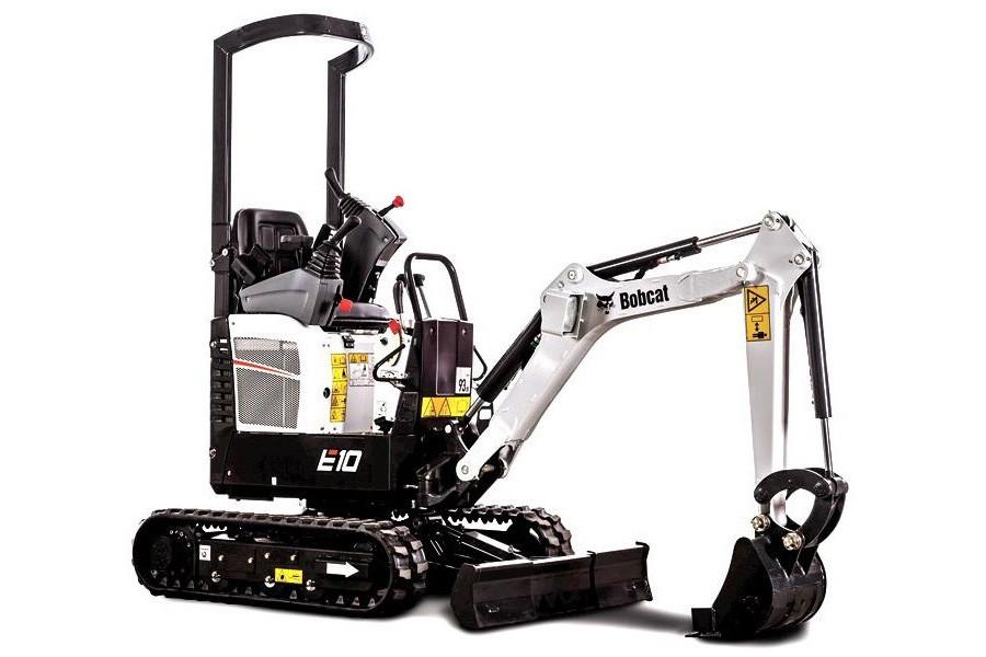 Bobcat Company - E10 Compact Excavators