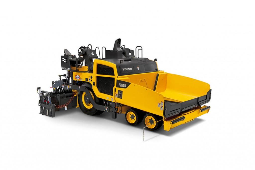 Volvo Construction Equipment - P7170B Asphalt Pavers