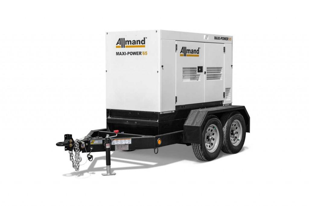 Allmand Bros. Inc. - Maxi-Power™ Generators