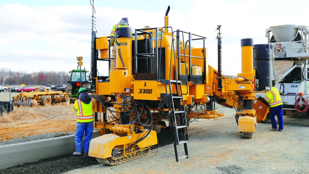 Zero-turn pavers add fun new spin for GOMACO at Bauma 2019