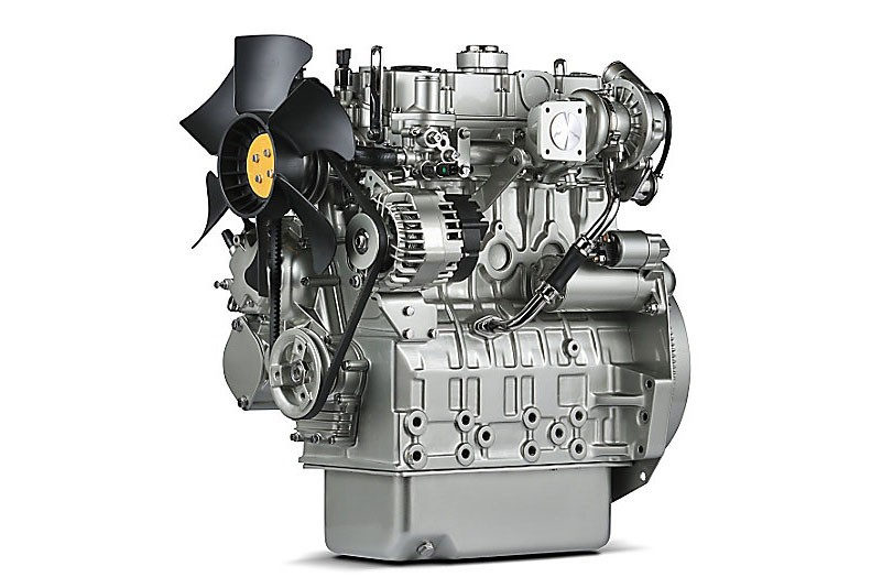Perkins Engines Company Limited - 404D-22T Diesel Engines